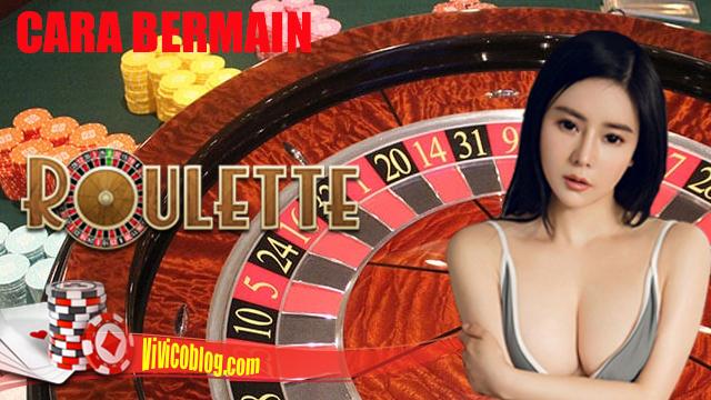 Tips Pemula Bermain Roulette