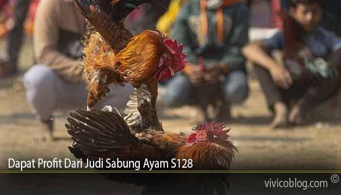 Dapat Profit Dari Judi Sabung Ayam S128